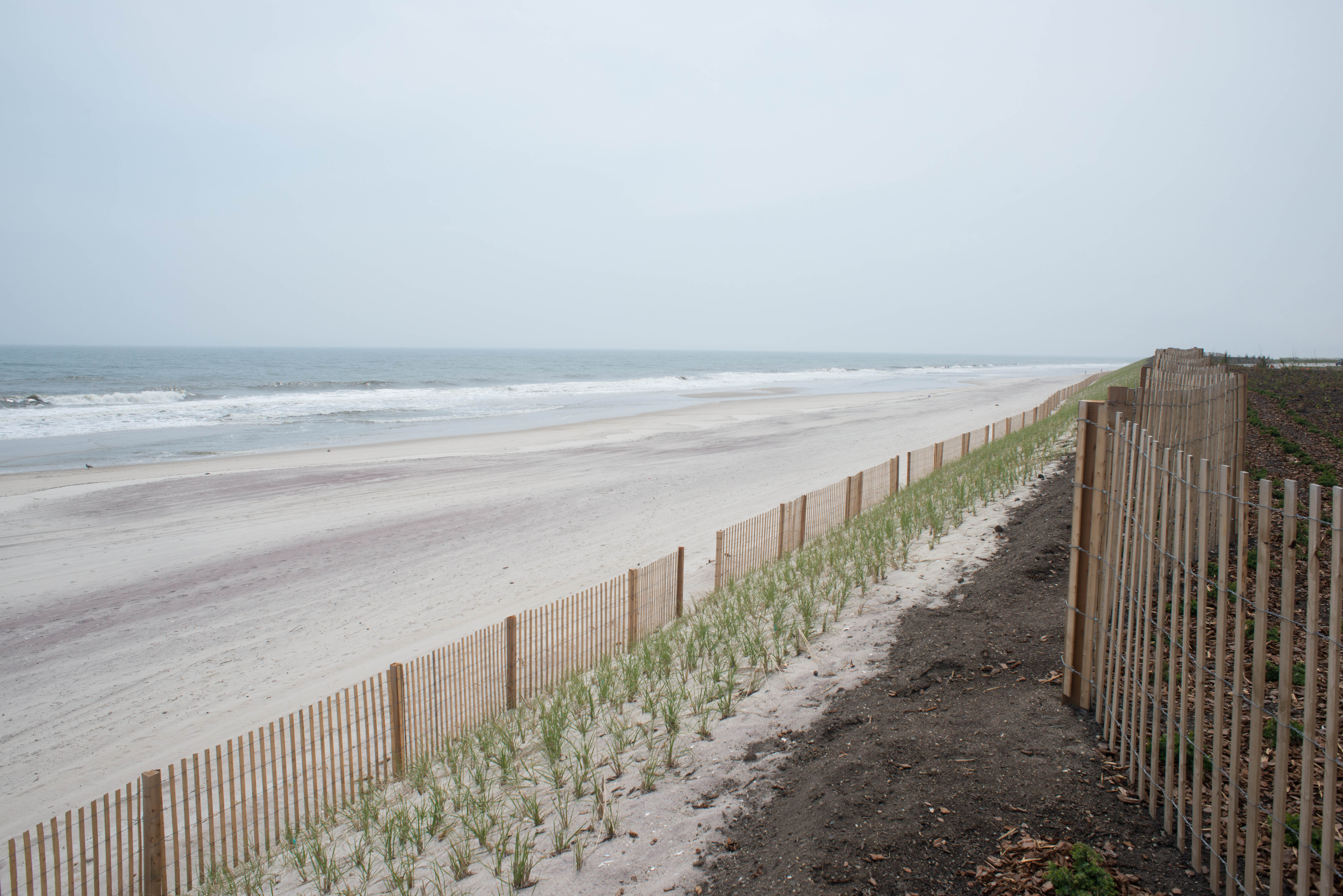 photo of Beach Nourishment at Robert Moses State Park
