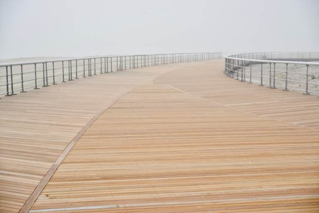 Photo Of Robert Moses Boardwalk After