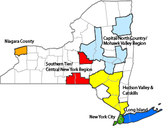 CRP Regions